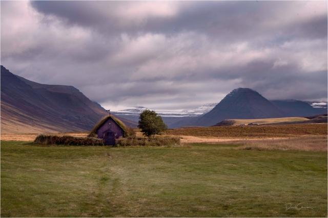 Hofsos Kirkja, Hofsos, Iceland - Derek Chambers