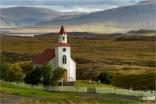 Icelandic Church V2 - Derek Chambers