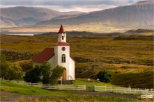Icelandic Church V1 - Derek Chambers