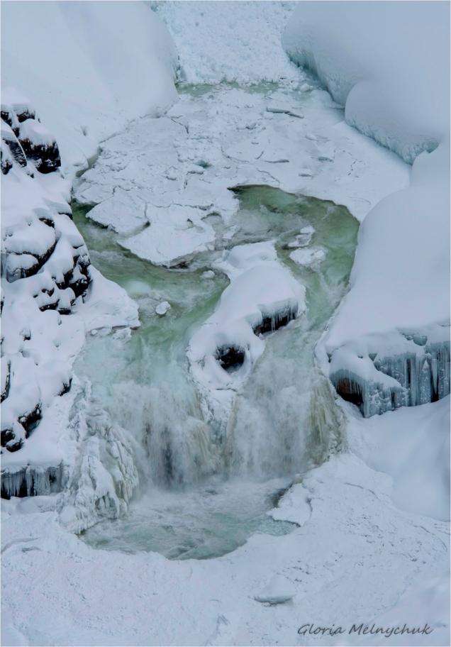 Eyes on the Ice ~ Gloria Melnychuk