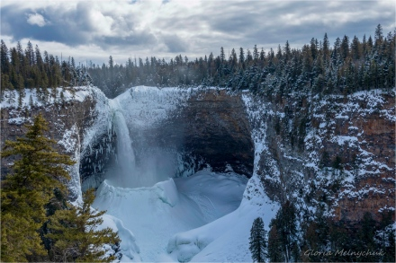 Helmcken Falls ~ Gloria Melnychuk