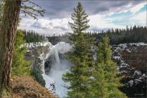 Helmcken Falls overview- Gary Hardaker