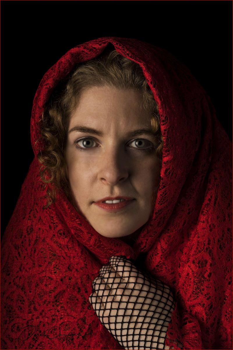 Kendra - Portrait - Derek Chambers