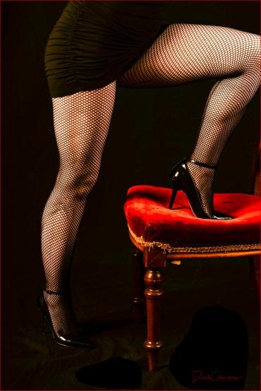 A Dancer's Legs - Derek Chambers