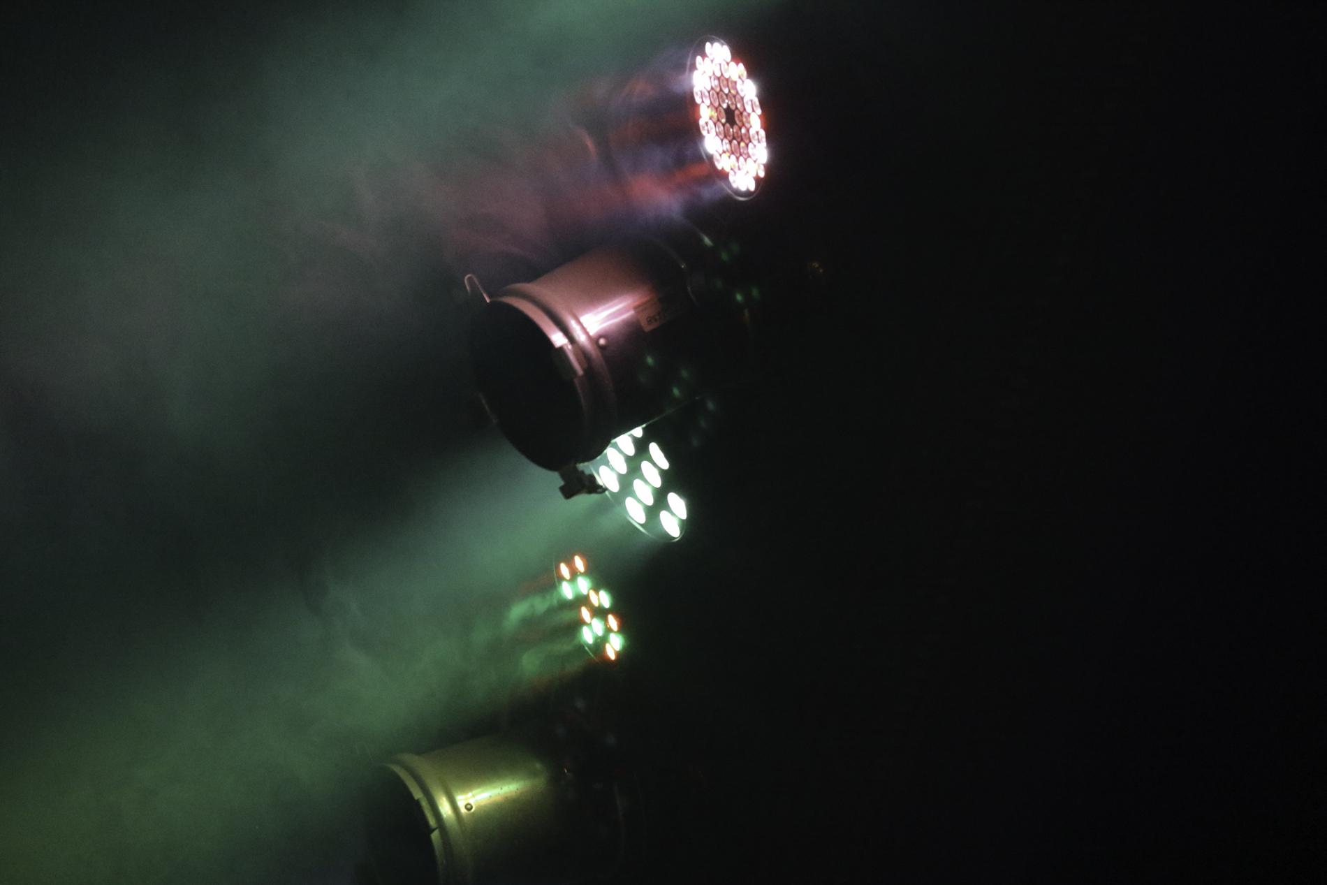 Stage Lighting - Doug Boyce
