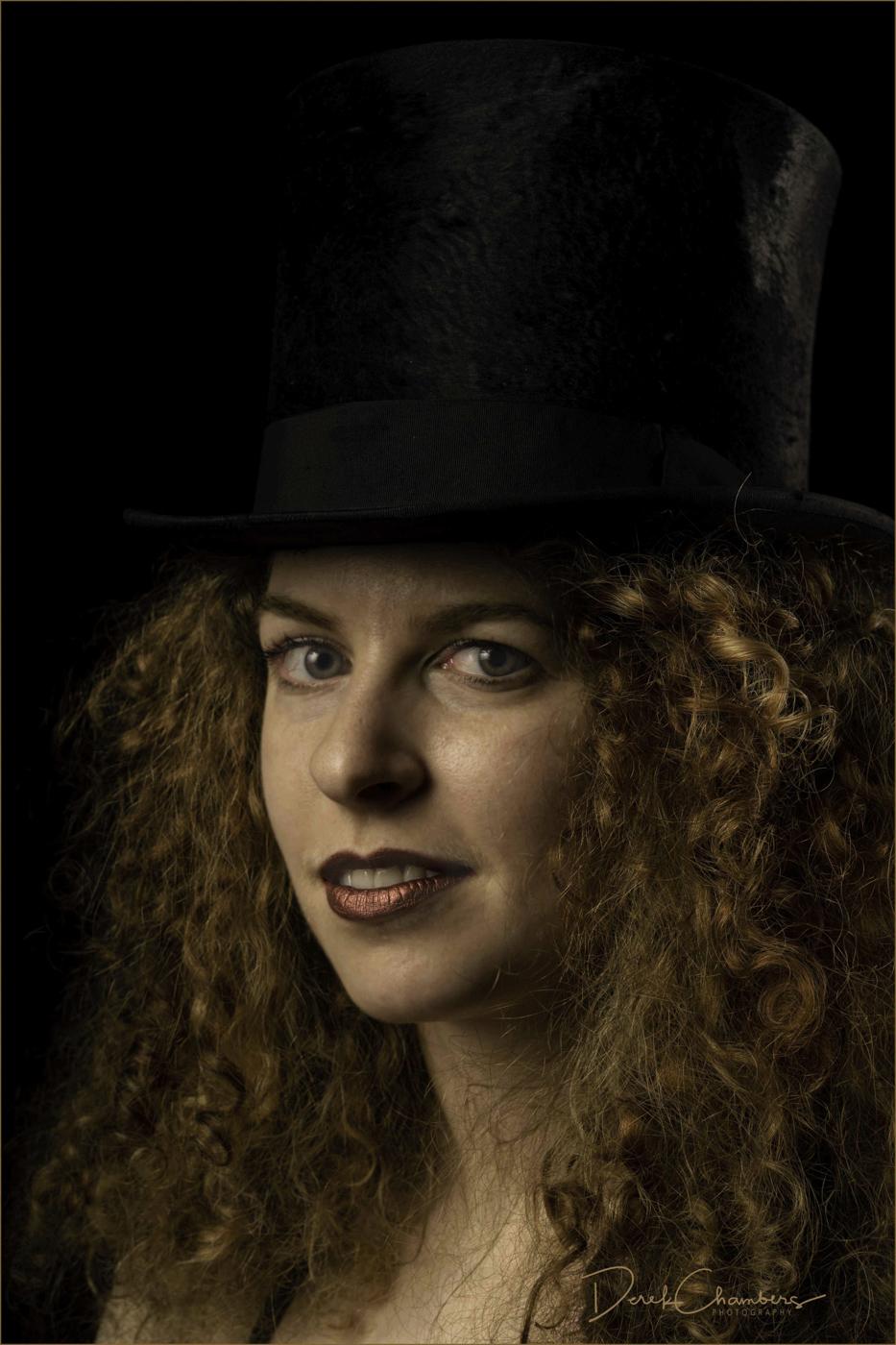 Top Hat Girl - Derek Chambers