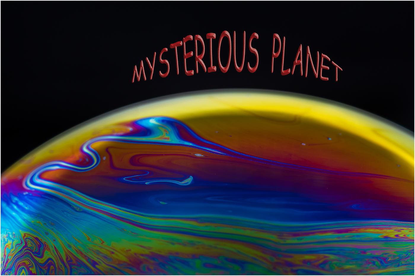 Mysterious Planet - © - Sharon Jensen