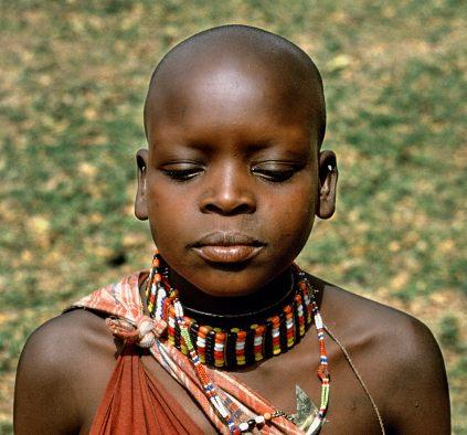 Kenya 1981, Masai Mara - Wolfgang Viertel