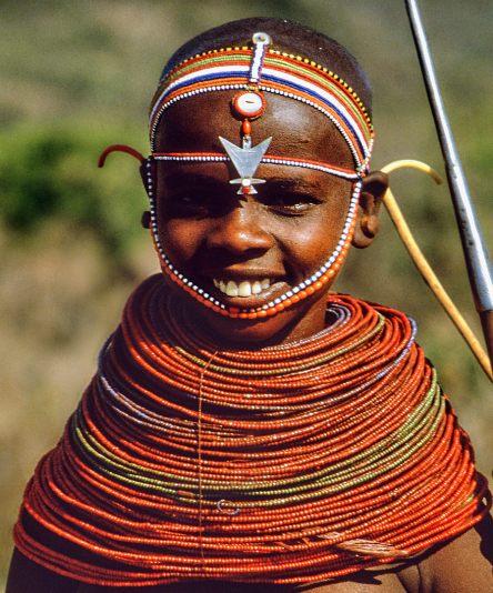 Kenya 1981, Turkana - Wolfgang Viertel