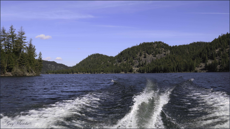 A Day on the Lake- Gary Hardaker