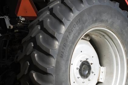 Tractor tire 04 - Doug Boyce