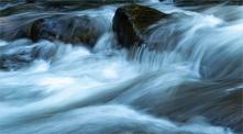 Water Patterns - Eakin Creek Canyon PP - Derek Chambers