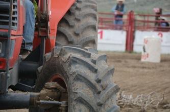 #4 Tractor Tire - Gary Hardaker