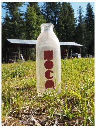 Scavenger Hunt #33 Old milk bottle,K.Haggkvist