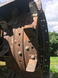 Scavenger Hunt #4 Tractor tire K.Haggkvist