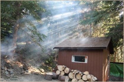 #18 Sun Rays (Missezula Lake)- Gary Hardaker