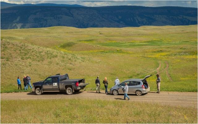BLPG Field Trip-Gang Ranch-June 2019 - © Sharon Jensen