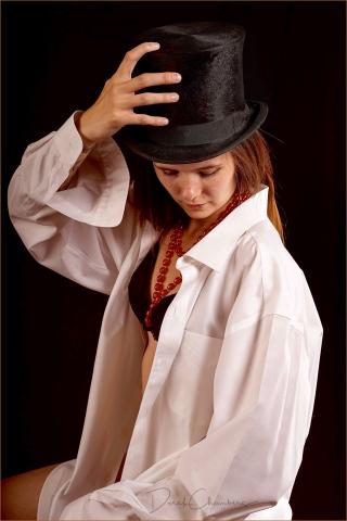 KE1-DCP3627 - Dressing For The Mad Hatter's Ball - Derek Chambers