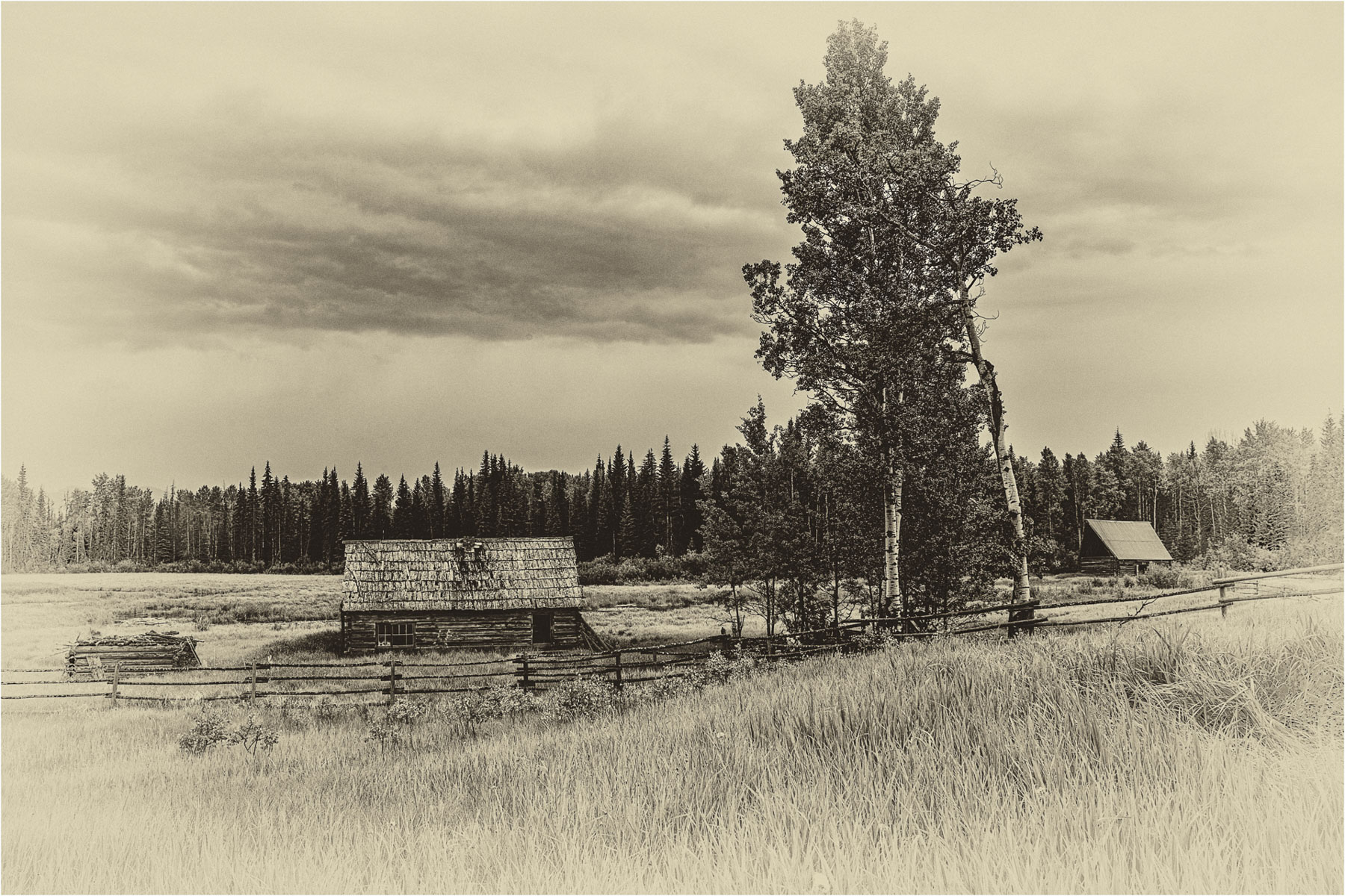 Old Homestead1 © Larry Citra