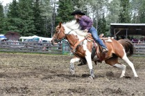 Rodeo_DSC1016-243 - Bill Melnychuk at 70th Annual Bridge L:ake Rodeo