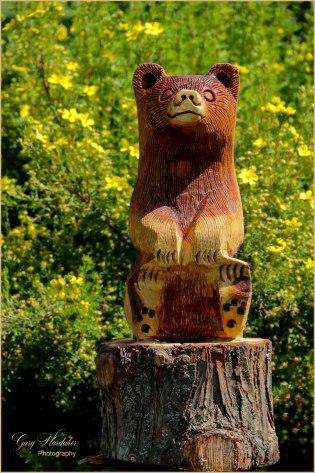 #25 Sculpture or Carving- Gary Hardaker