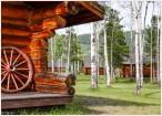 Cabin Elkin Creek Ranch AMBrown