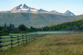Early Morning, Elkin Creek Guest Ranch - Derek Chambers