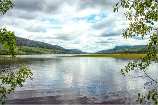 Elkin Lake - Nemaiah Valley - Derek Chambers