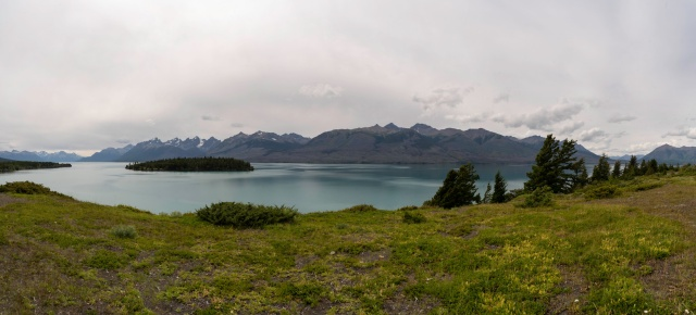 Chiko Lake From The Viewpoint - Derek Chambers