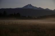 Mist and Mt Tsylos - Nancy Cunningham