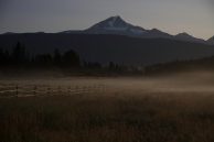 Mist and Mt Tsylos - Nancy Cunningham