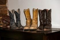 Boots on the Piano - Chaunigan Lake Lodge - Nigel Hemingway