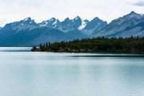 The Island, Chilko Lake - Nigel Hemingway