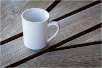 Coffee Cup - © Sharon Jensen