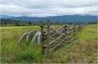 Fence-Elkin Creek Guest Ranch - © Sharon Jensen