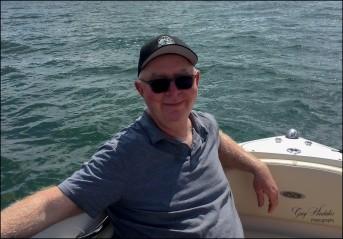 #37 Live Portrait- Gary Hardaker