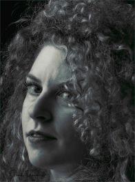K9-S4624 - Kendra Cox Portrait (BW) - Derek Chambers