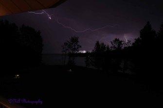 Sheet Lightning - Doug Boyce
