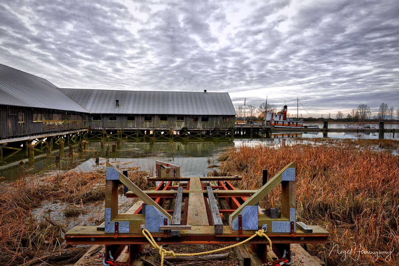 Britannia-shipyard - Steveston - Nigel Hemingway