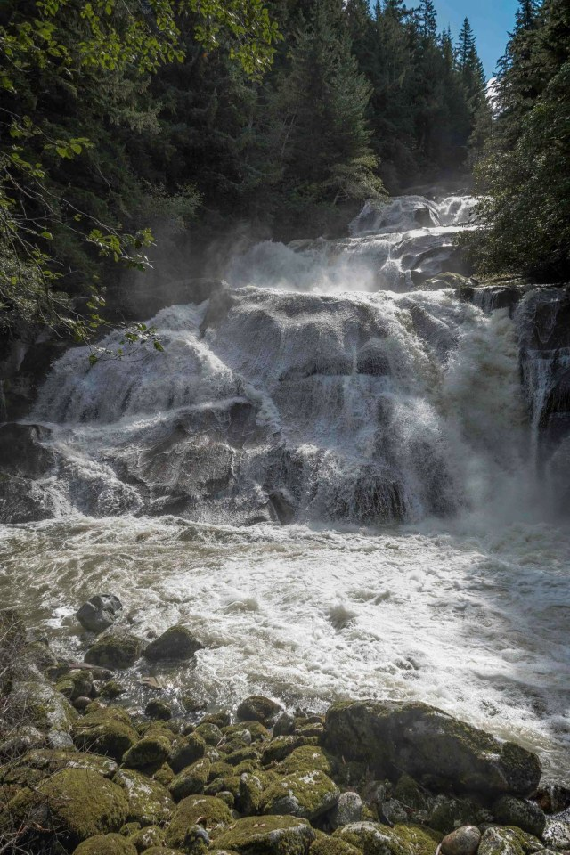 Clayton Falls, Bella Coola-0503 - Pamela Faiers