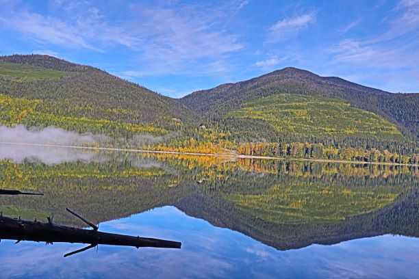 Fall Reflections - Cliff Thorsteinson IMG_1782