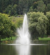 Salmon Arm Fountain - Doug Boyce