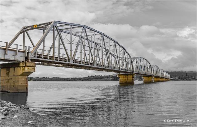 Teslin Bridge - Derek Faiers