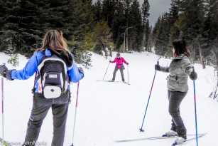 #13 A winter Sport AMBrown