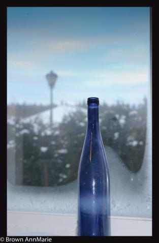 #2 winter window -Annmarie Brown