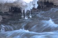 #6 Frozen bubbles - AnnMarie Brown