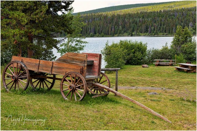 Chaunigan Lake - Nigel Hemingway