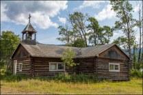 Church-Nemaiah Valley-Konni Lake - © Sharon Jensen