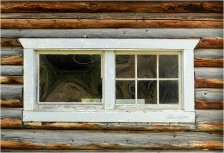 Old Window © Sharon Jensen