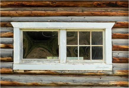 Old Window © Sharon Jensen